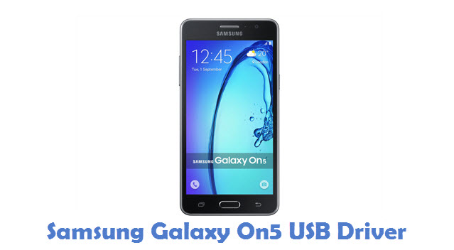 Samsung Galaxy On5 USB Driver
