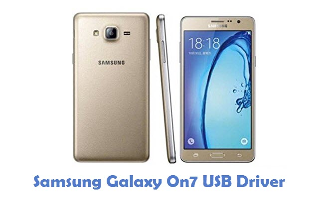 Samsung Galaxy On7 USB Driver