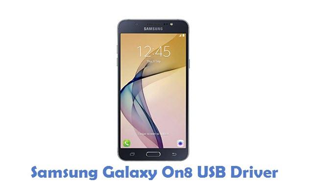 Samsung Galaxy On8 USB Driver