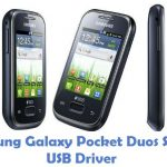 Samsung Galaxy Pocket Duos S5302 USB Driver
