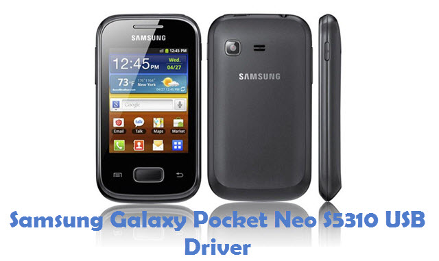 Samsung Galaxy Pocket Neo S5310 USB Driver