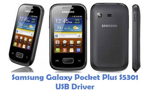 Samsung Galaxy Pocket Plus S5301 USB Driver - All USB Drivers