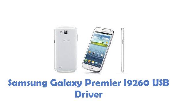 Samsung Galaxy Premier I9260 USB Driver