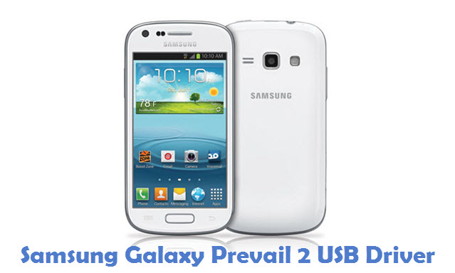 Samsung Galaxy Prevail 2 USB Driver