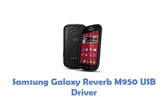Samsung Galaxy Reverb M950 USB Driver
