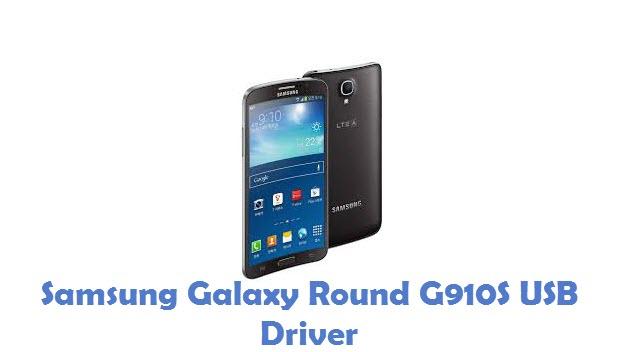 Samsung Galaxy Round G910S USB Driver