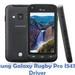 Samsung Galaxy Rugby Pro I547 USB Driver