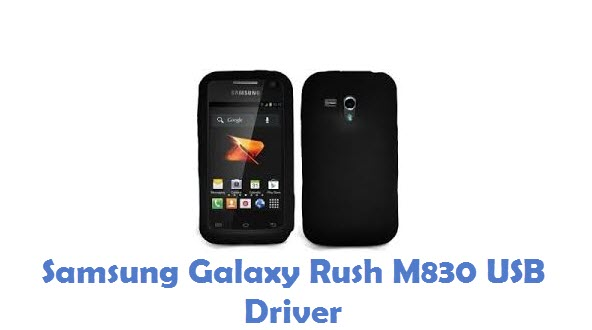 Samsung Galaxy Rush M830 USB Driver