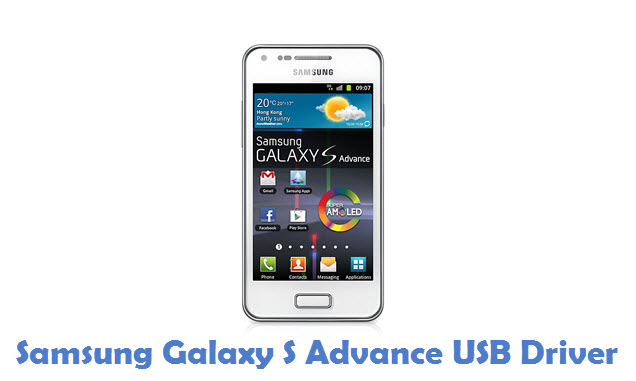 Samsung Galaxy S Advance USB Driver