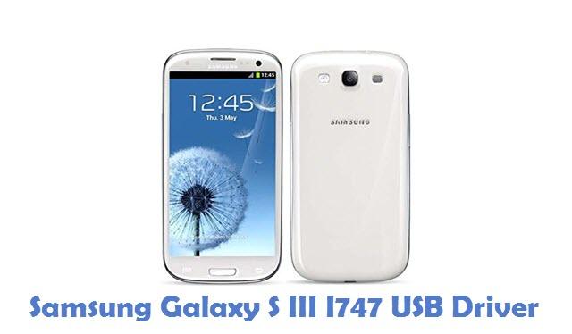 Samsung Galaxy S III I747 USB Driver