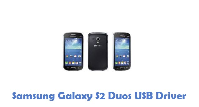 Samsung Galaxy S2 Duos USB Driver