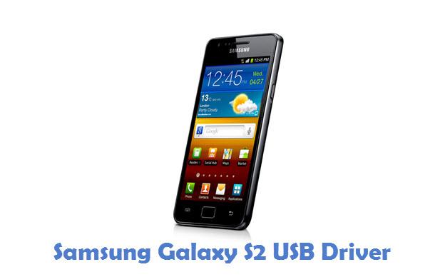 Samsung Galaxy S2 USB Driver