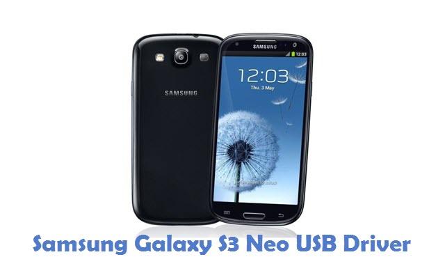 Samsung Galaxy S3 Neo USB Driver
