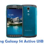 Samsung Galaxy S4 Active USB Driver