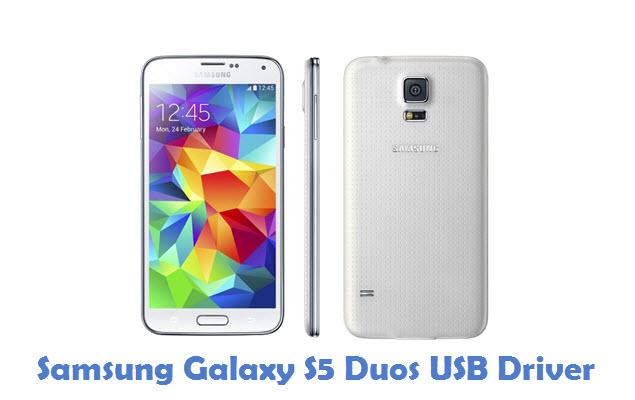 Samsung Galaxy S5 Duos USB Driver