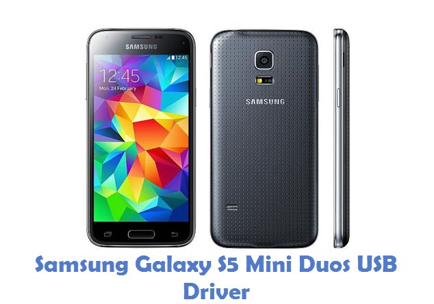 Samsung Galaxy S5 Mini Duos USB Driver