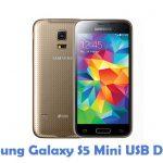 Samsung Galaxy S5 Mini USB Driver