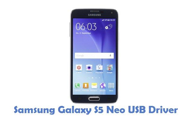 Samsung Galaxy S5 Neo USB Driver