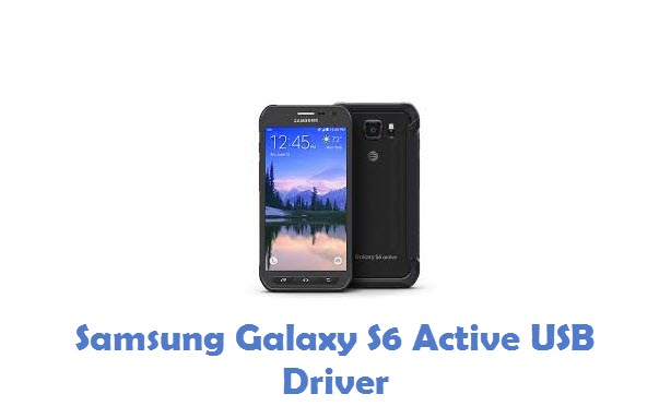 Samsung Galaxy S6 Active USB Driver