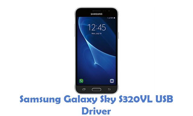Samsung Galaxy Sky S320VL USB Driver