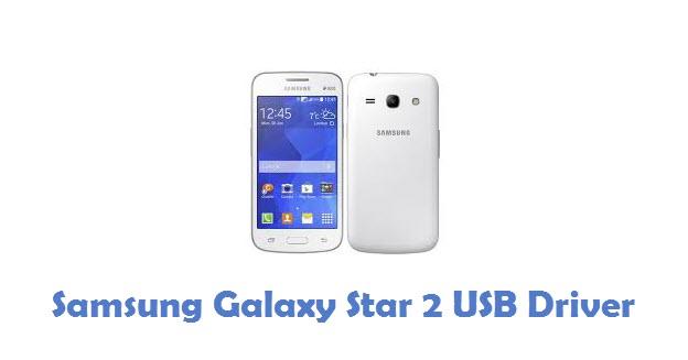 Samsung Galaxy Star 2 USB Driver