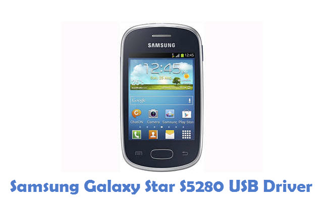 Samsung Galaxy Star S5280 USB Driver