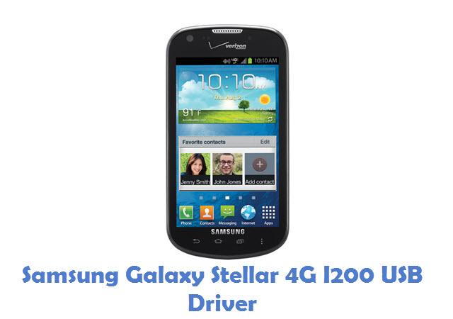 Samsung Galaxy Stellar 4G I200 USB Driver