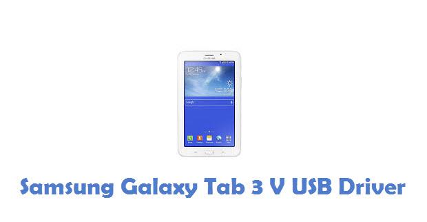 Samsung Galaxy Tab 3 V USB Driver