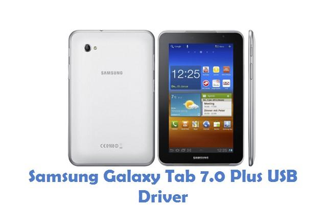 Samsung Galaxy Tab 7.0 Plus USB Driver