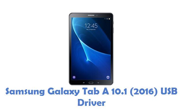 Samsung Galaxy Tab A 10.1 (2016) USB Driver