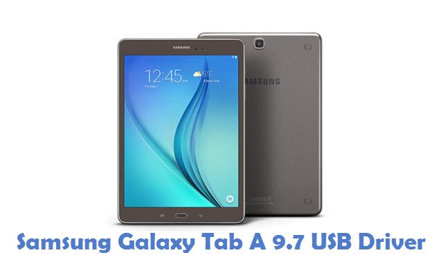 Samsung Galaxy Tab A 9.7 USB Driver