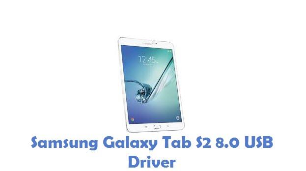 Samsung Galaxy Tab S2 8.0 USB Driver