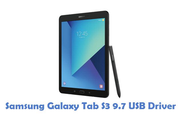Samsung Galaxy Tab S3 9.7 USB Driver