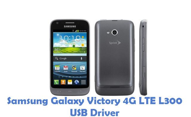 Samsung Galaxy Victory 4G LTE L300 USB Driver
