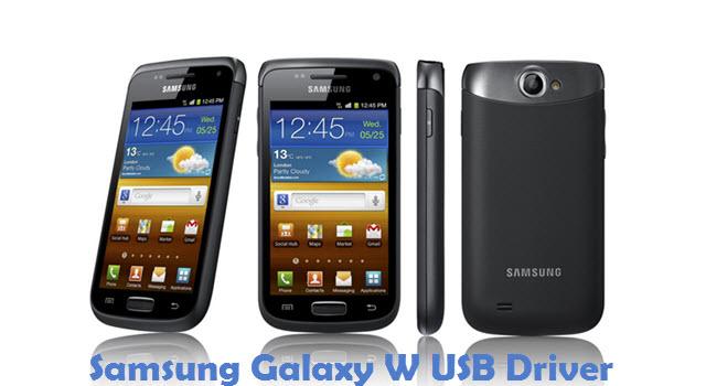 Samsung Galaxy W USB Driver