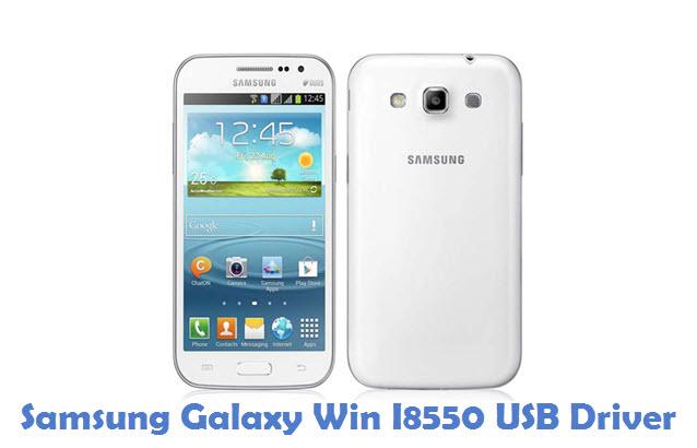 Samsung Galaxy Win I8550 USB Driver