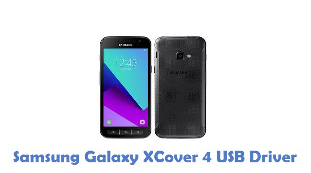 Samsung Galaxy XCover 4 USB Driver