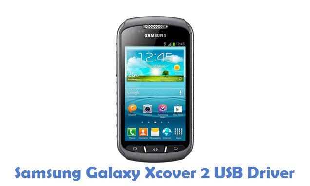 Samsung Galaxy Xcover 2 USB Driver