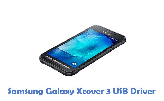 Samsung Galaxy Xcover 3 USB Driver