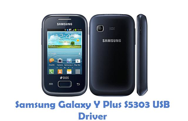 Samsung Galaxy Y Plus S5303 USB Driver