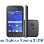 Samsung Galaxy Young 2 USB Driver