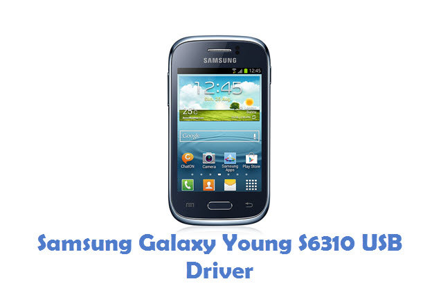 Samsung Galaxy Young S6310 USB Driver