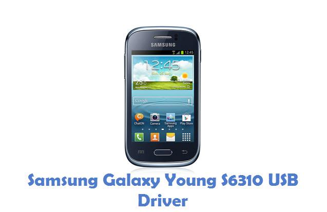 adb drivers samsung galaxy young s6310