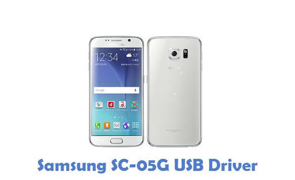 Samsung SC-05G USB Driver