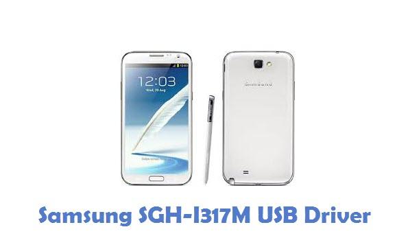 Samsung SGH-I317M USB Driver