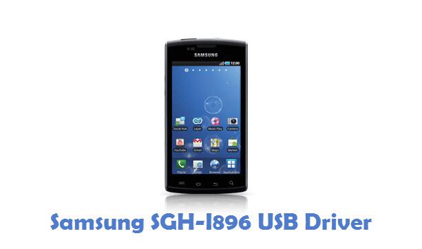 Samsung SGH-I896 USB Driver