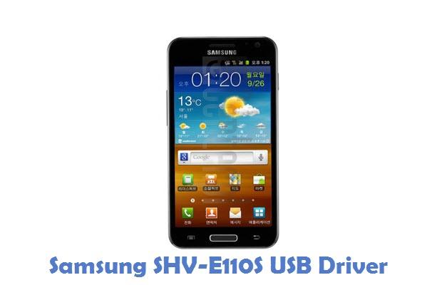 Samsung SHV-E110S USB Driver