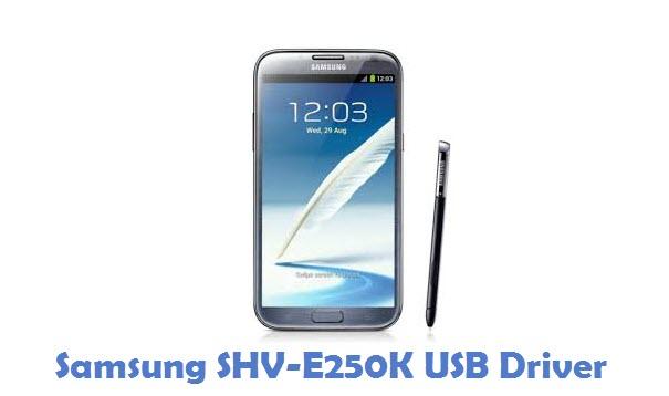 Samsung SHV-E250K USB Driver