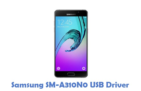 Samsung SM-A310N0 USB Driver