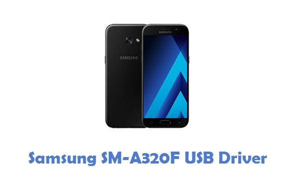 Samsung SM-A320F USB Driver